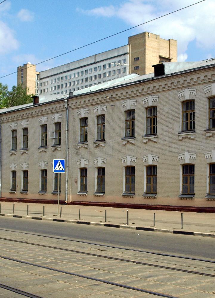 Военный Университетул. Большая Садовая д.14