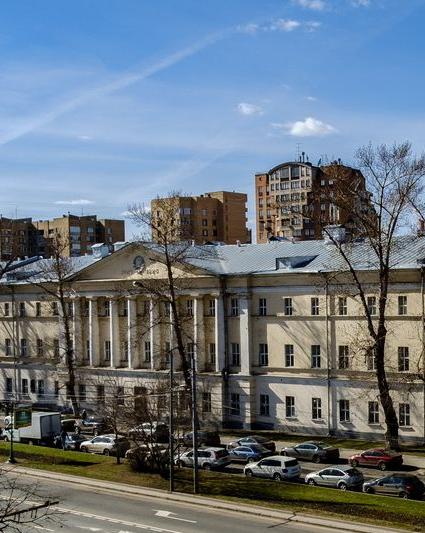 Военный УниверситетКомсомольский проспект д.20