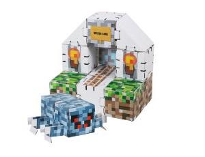 Игрушка из картона YohoCraft Пещера Паука