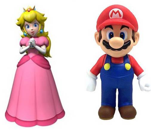 Набор фигурок из игры МариоНабор фигурок из коллекции оригинальных статуэток по мотивам всеми известной игры Mario. Фигурки в оригинальной упаковке.