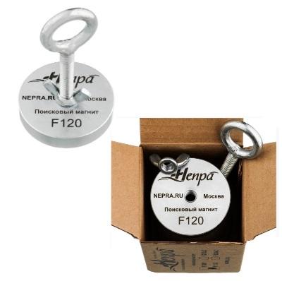 Односторонние поисковые магниты НепраСила сцепления от 120 до 600 кг