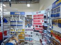 Магазинов крепежа, метизной группы товаров, инструментов