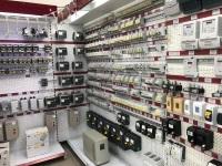 Магазинов электрики, автотоваров, товаров для рыбалки, туризма