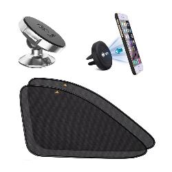 Магнитные товарыдля автоДержатели телефонов, каркасные авто-шторки и другие товары
