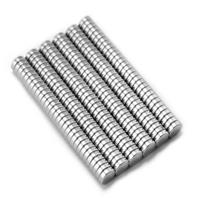 Малые магнитные дискиМаленькие магнитики дисковой формы, диаметром от 3 до 30 мм, силой сцепления до 25 кг
