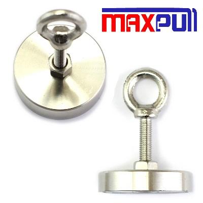 Односторонние поисковыемагниты MaxpullСила сцепления от 120 до 600 кг