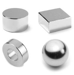 Постоянные магнитыНеодимовые и ферритовые магнитны различных форм и размеров