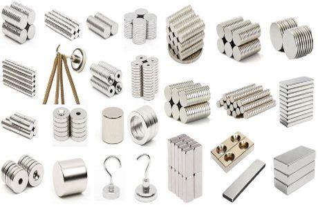 Мы продаем более 500 видов магнитов всех форм и любых размеров