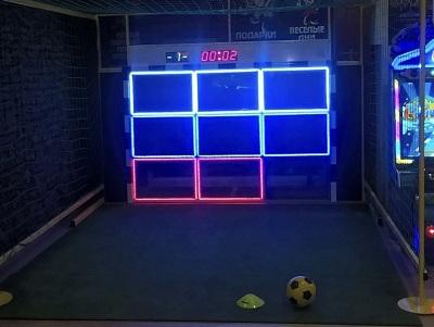 Интерактивные футбольные ворота