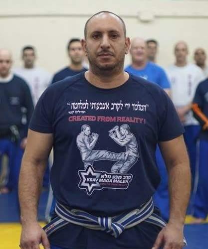 Chief Instructor в קרב מגע מלא-Krav Maga Maleh-Guy Dar