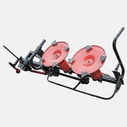 Косилки для минитрактораБоковые, задние и фронтальные косилки для минитракторов. В ассортименте есть косилки с дополнительными гидроцилиндрами.