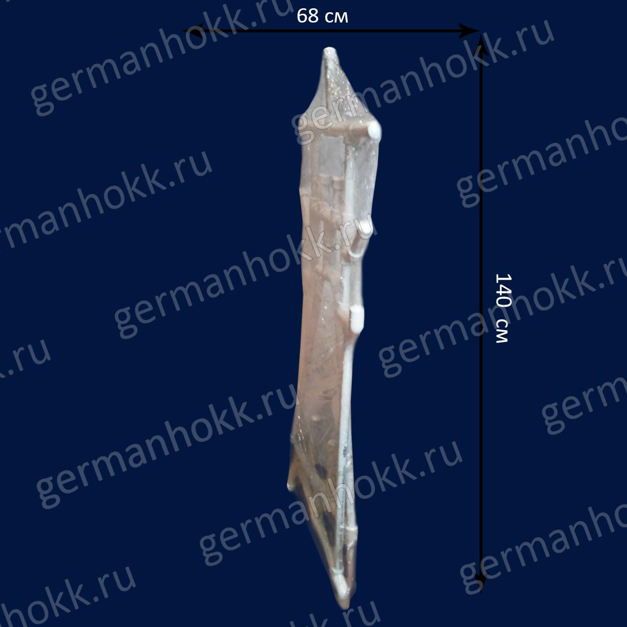 Сушка для вратарскойхоккейной формыНАПОЛЬНАЯ для домаскладнаяразмеры в сложении140 см*68 см