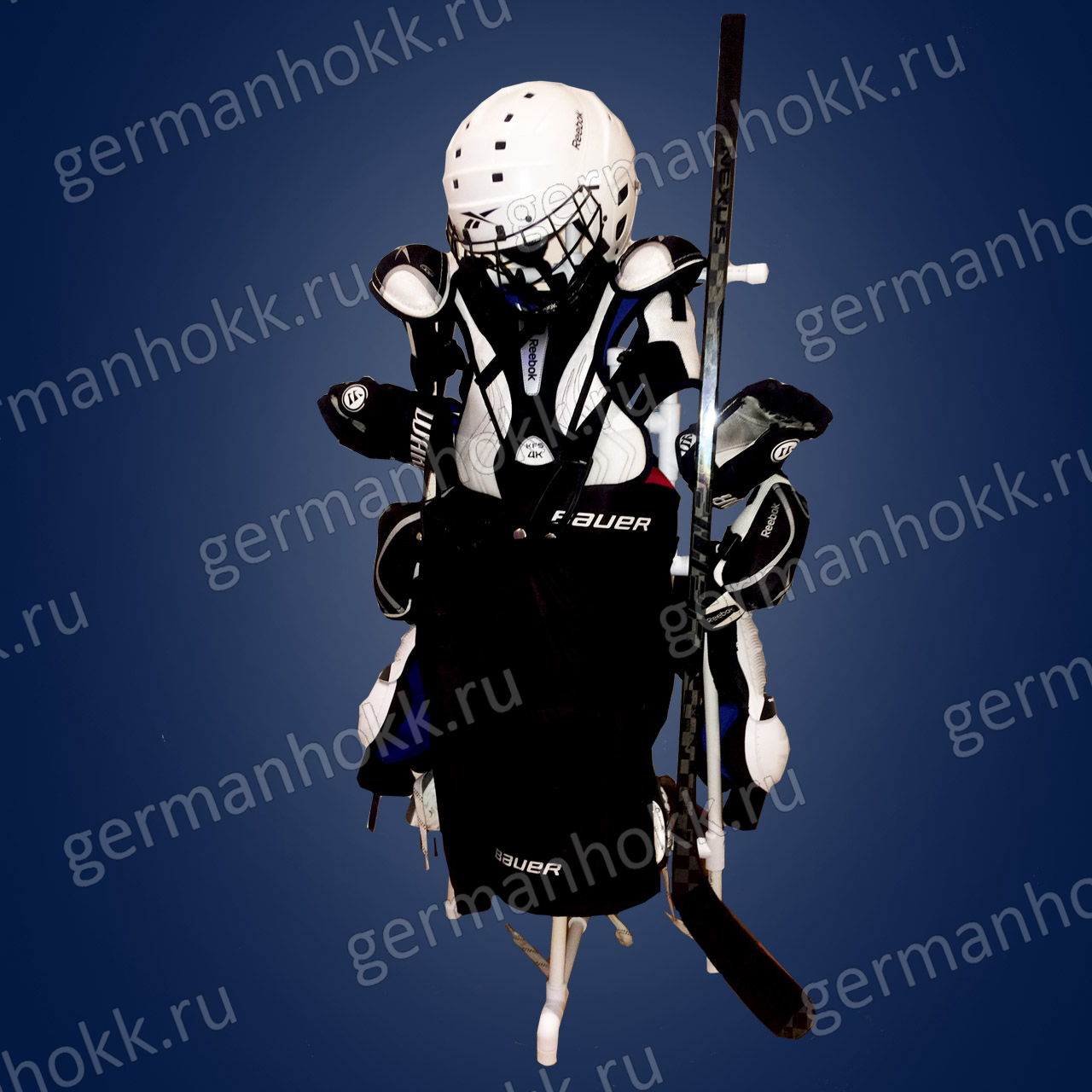 НАПОЛЬНАЯхоккейная сушилкадля домаот GermanHokkс хоккейной экипировкой
