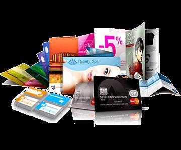 3Полиграфическая продукцияСделаем качественный дизайн и напечатаем все, что возможно напечатать: от визитки до баннера 100х100 метров