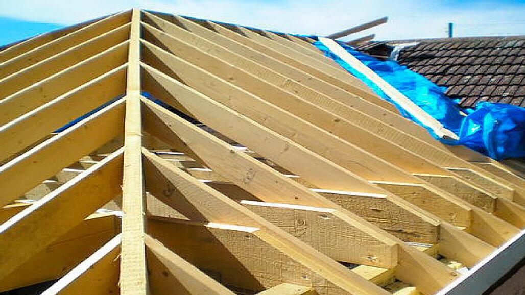 Крыша и потолок