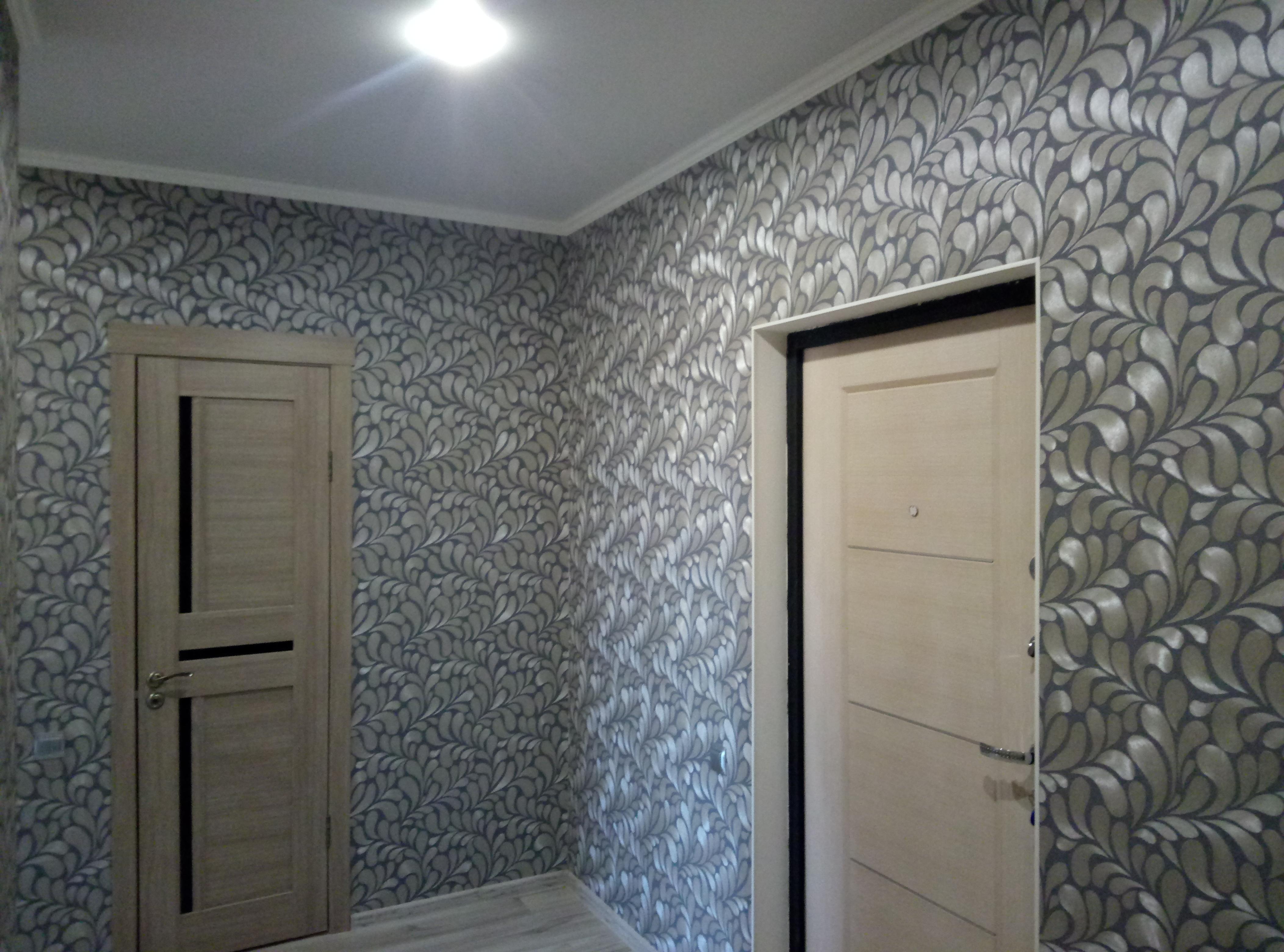 Однокомнатная квартира 42 м2