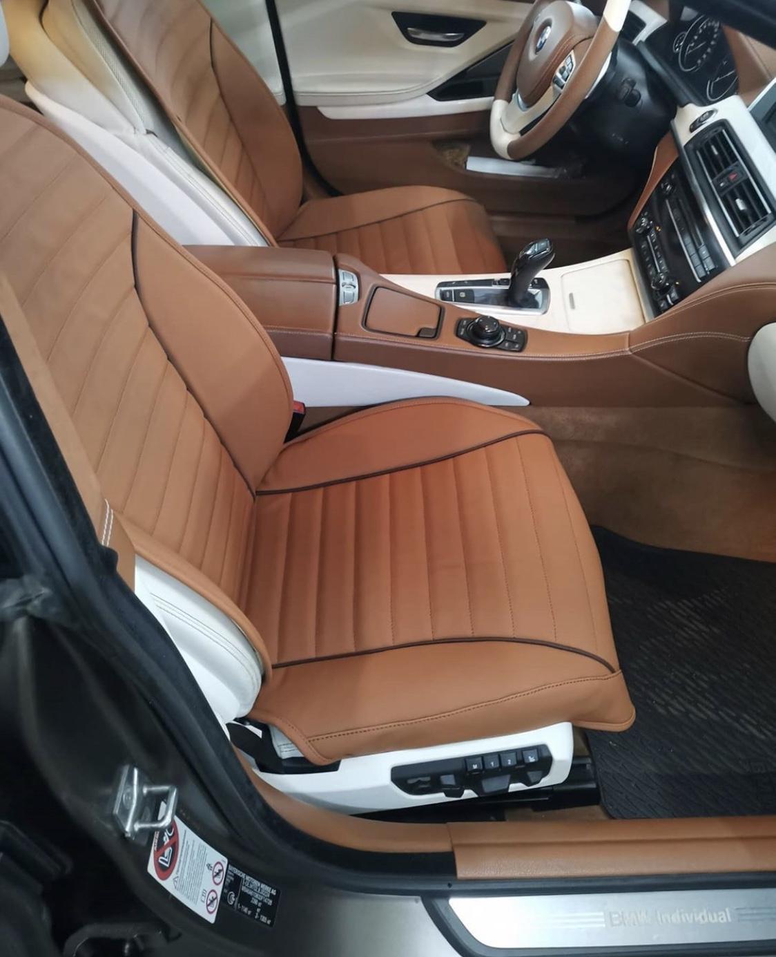 Индивидуальный пошив накидок на сиденья для вашего автомобиля.