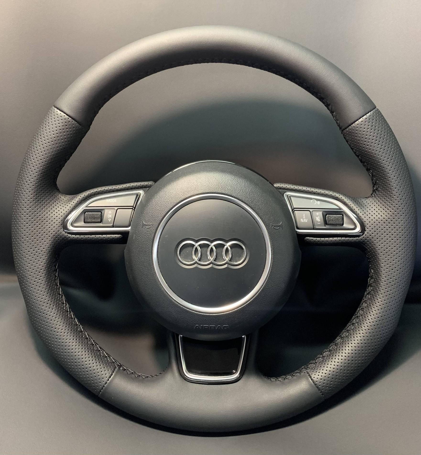 Перетяжка руля Audi A 7цена7 500