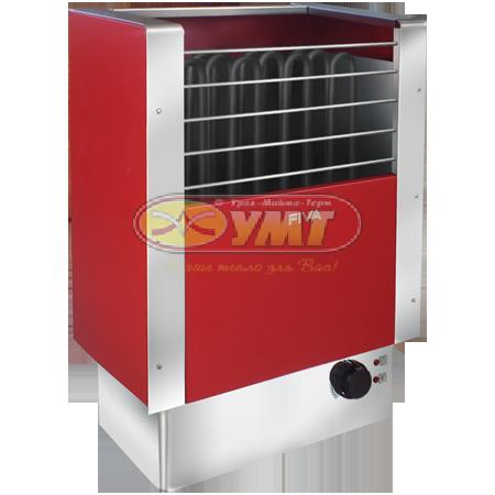 Электрокаменка FIVA-8корпус окрашенныйМощность: 6 кВт;Напряжение: 380/220 В; Встроенный пульт управления; корпус окрашенныйОбъем парной до 12 м3