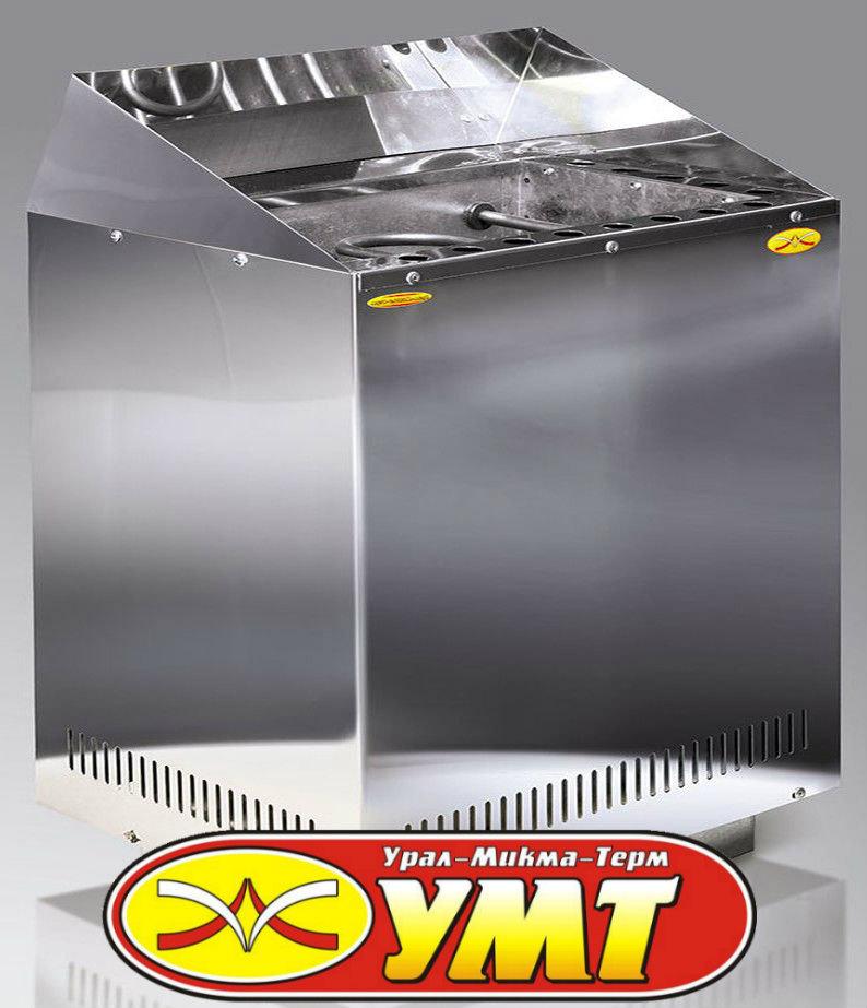Электрическая печь «Душка» ЭКМ-9 кВт (10-15 куб.м)Масса камней 40-50 кг