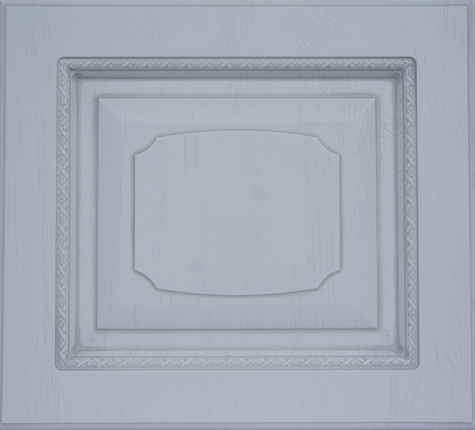 Фасад Дуб молочныйМожет быть сделан с диагональными перекрестьями,покрашен по палитре Ral иWoodcolor