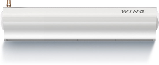 Wing С100 (двигатель АС) Без нагреваМакс. ширина двери (1 завеса) 1 мМакс. высота двери (длина вертикальной струи) 4 мМакс. расход воздуха 1950 м3/чНапряжение питания ~230 В / Фаза 1 / 50 ГцМощность двигателя (двигатель переменного тока) 0,18 кВтНоминальный ток (двигатель переменного тока) 1,3 АМощность двигателя (двигатель постоянного тока) 0,15 кВтНоминальный ток (двигатель постоянного тока) 1,1 АМасса (без воды) 20,5 кгКласс защиты двигателя IP 20(Защищен от твердых частиц более сантиметра. Прибор предназначен для сухих помещений