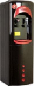 Aqua Work 16-LD/HLN черный с красным