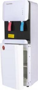 Aqua Work 105-LKRБелый с черным шкафчик