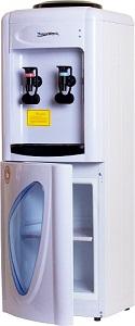 Aqua Work 0.7-LDБелый счерным шкафчикакция