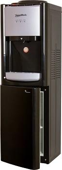 AWR33-Вс холодильником черный(под заказ)