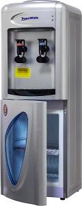 Aqua Work 0.7-LDСеребро счерным шкафчикакция
