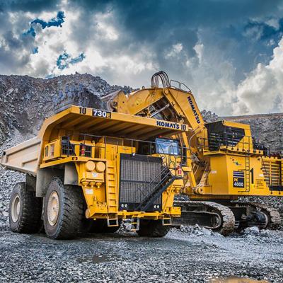 Горнодобывающая отрасльМини-ТЭЦ может быть использована в качестве резервной энергоустановки в отдалённых районах страны