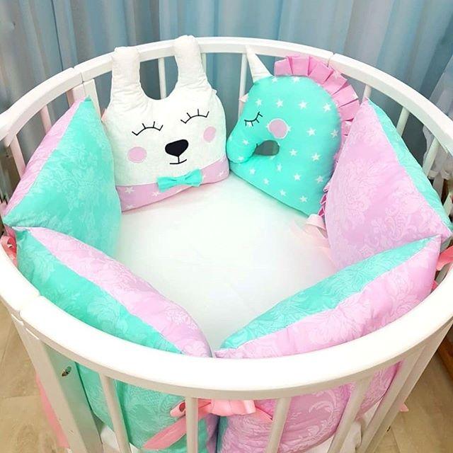 Детские кроватки и вигвамы