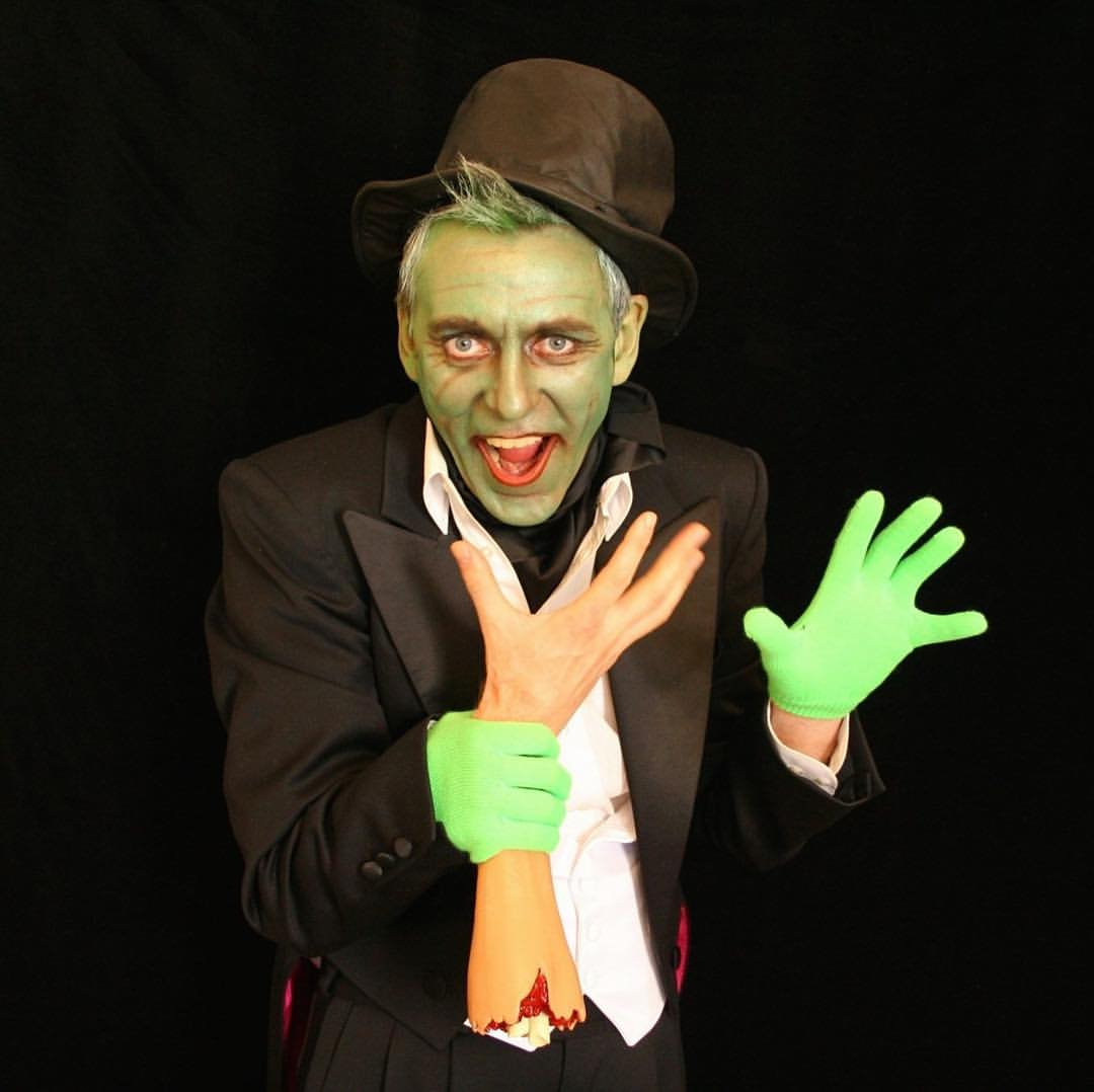 Магия на Хэллоуин