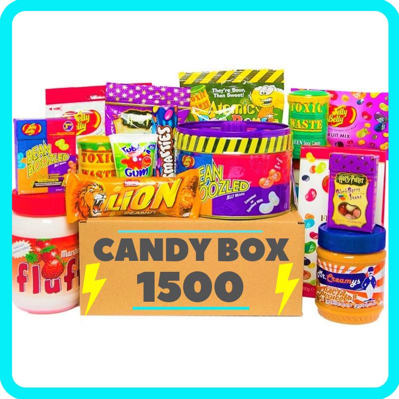 CANDY BOX 1500