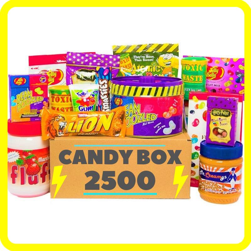 CANDY BOX 2500