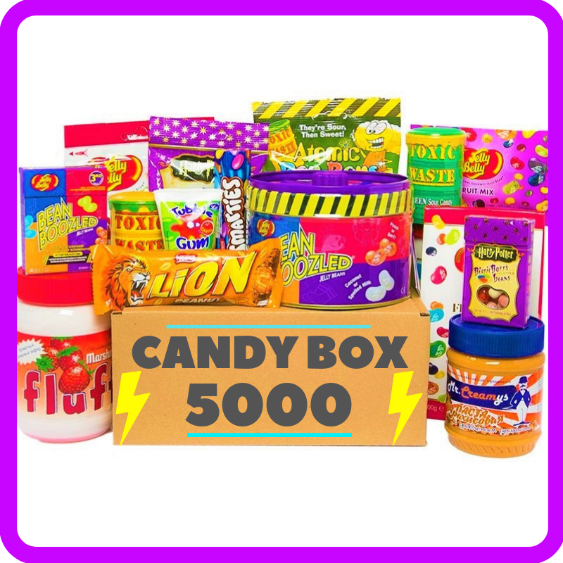 CANDY BOX 5000