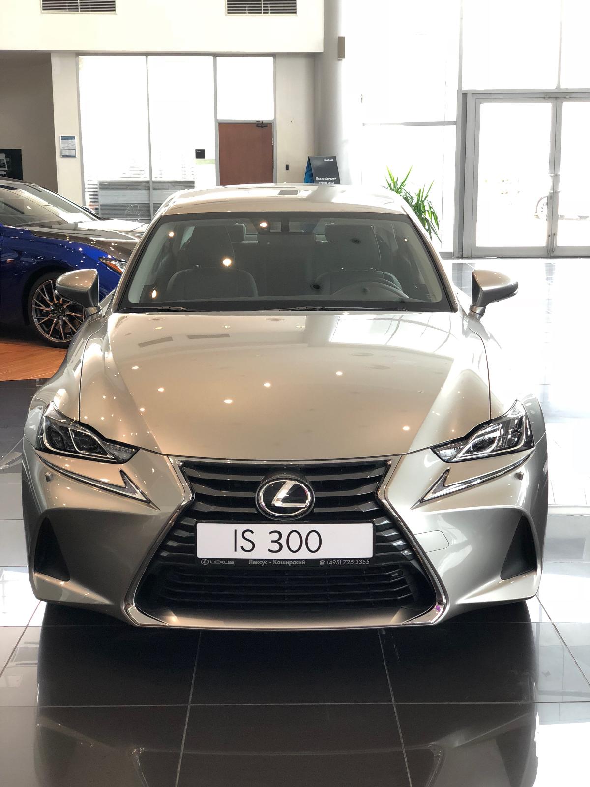 Lexus Is 300 2018 гЛимитированная серия.Проверка ЛКПЦена :2 млн 650 тыс руб.