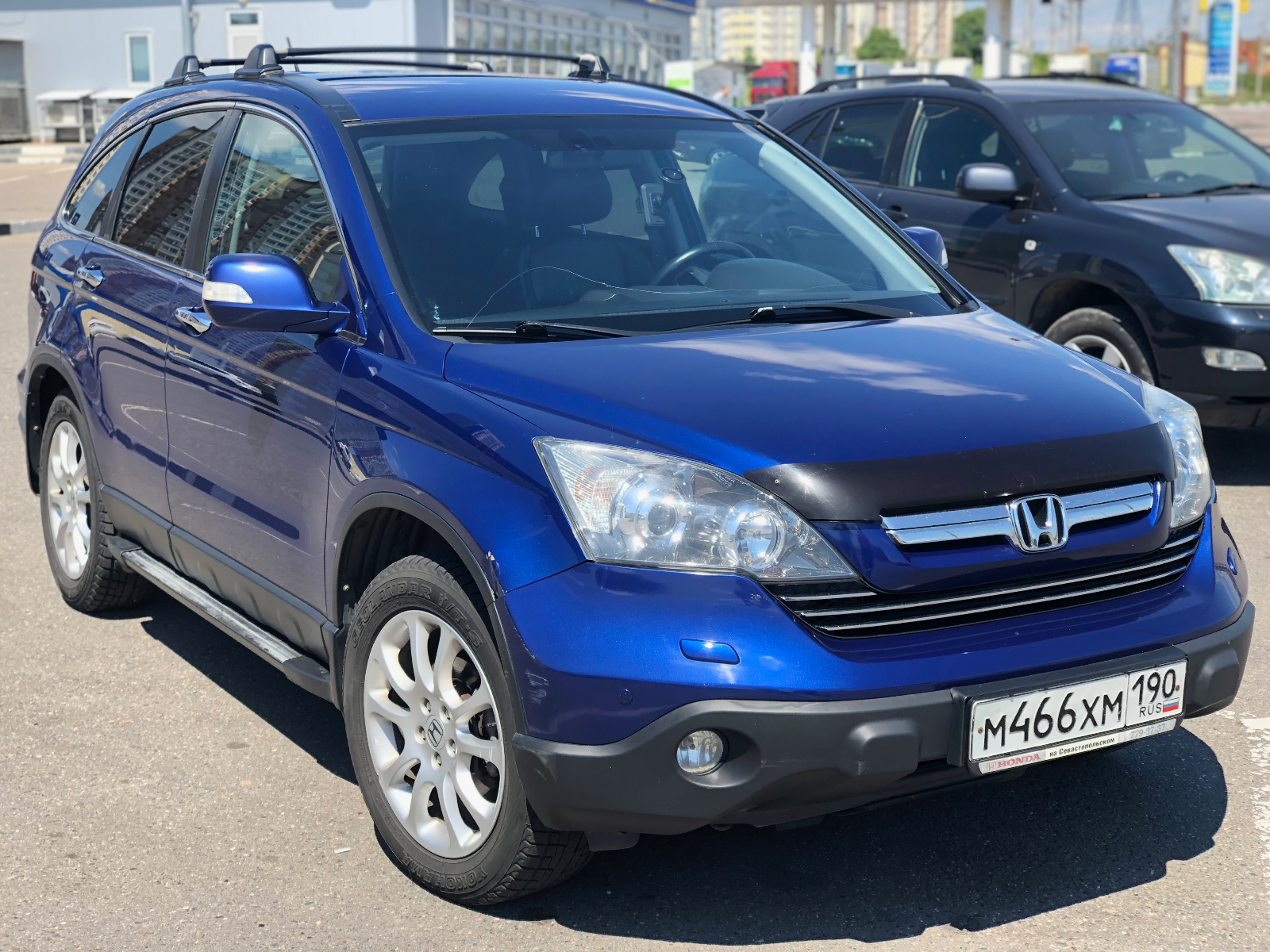 Honda CR- V 2008 г.2.4 бензин,АКП.2 Владельца,ПТС ориг.3 Косметических окраса.Пробег : 145 тыс км.2 комлекта резины.Время поиска 5 дней.Цена : 750 000 тыс р.