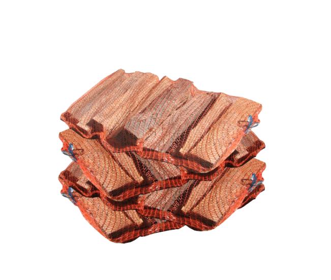 Дрова в сеткеНЕТ В НАЛИЧИИЕстественной влажностиСредняя колкаДлина полена 35-40 смУпакованы по 6 штБесплатная выгрузкаЦена без доставкиВозможна доставка и самовывоз