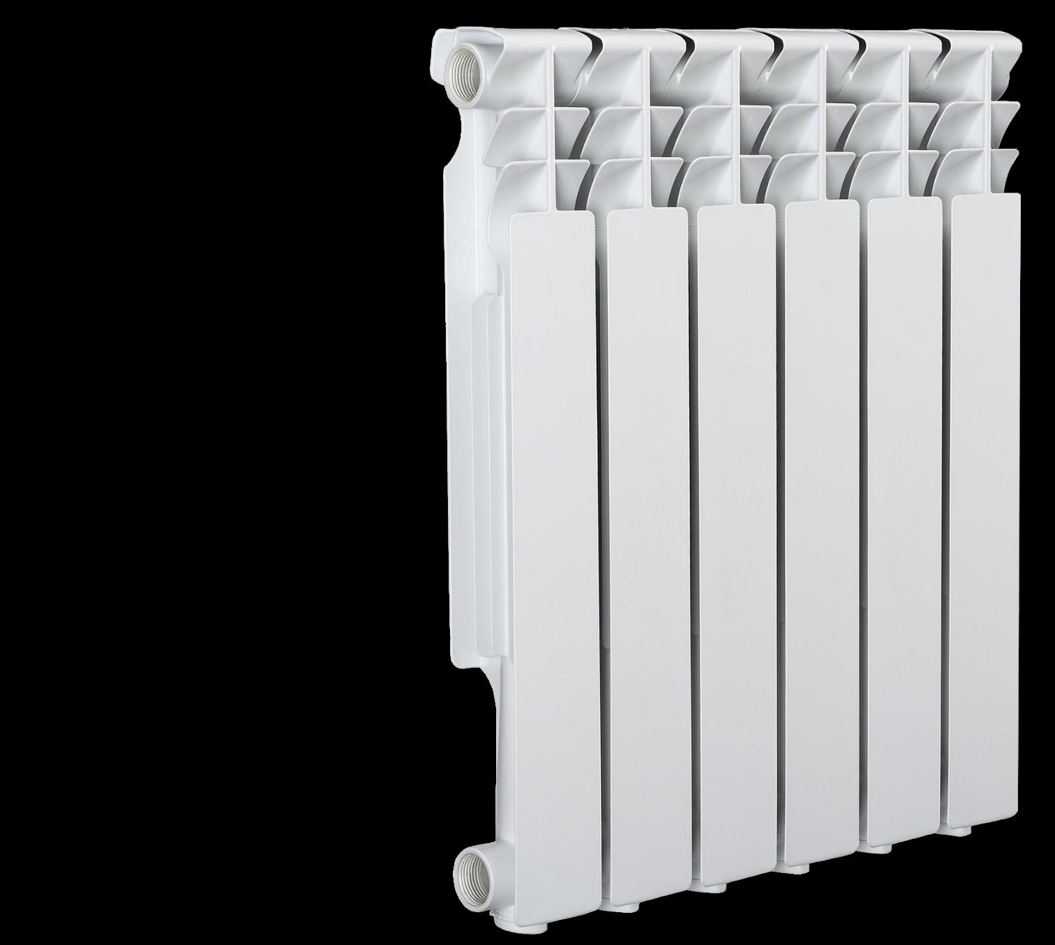 Алюминиевые литые радиаторы Tropic