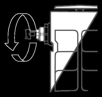 Для удаления воздуха из радиатора необходимо установка воздухоотводчикавверхней коллектора. Спуск воздуха осуществлять с помощью ключа