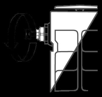 Для удаления воздуха из радиатора необходимо установка воздухоотводчикавверхней коллектора. Спуск осуществлять с помощью ключа
