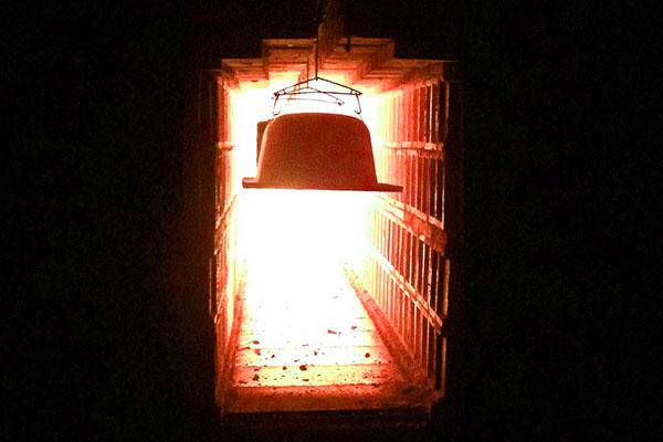 Завершающим этапом при производстве стальных поддонов для душа является обжиг.