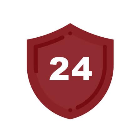 Долгосрочная гарантияМы производим качественный продукт и даем гарантию 24 месяца. MIN срок эксплуатации — 8 лет.
