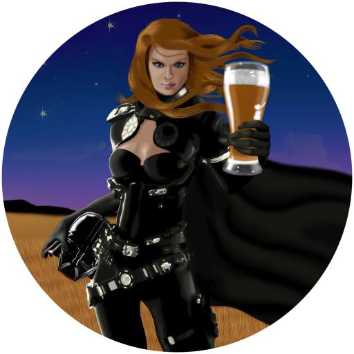 Dark Side(Dunkelweizen)Темное пшеничное пиво. Немецкое темное пшеничное пиво. В аромате ощущаются эфиры гвоздики, банана и нотки апельсина. Во вкусе нежное тело с карамельными нотками.OG 12 °P, ABV 5%, IBU 10