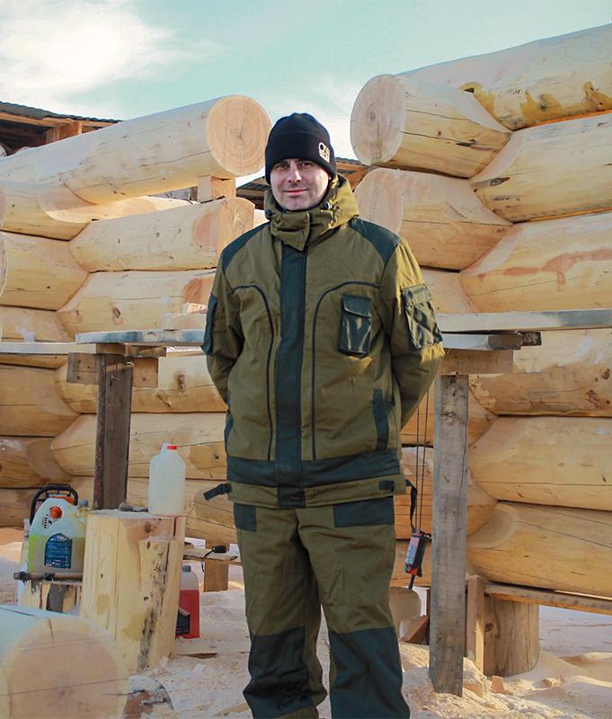 Сергей ЧухновОтбор лесоматериала и логистика