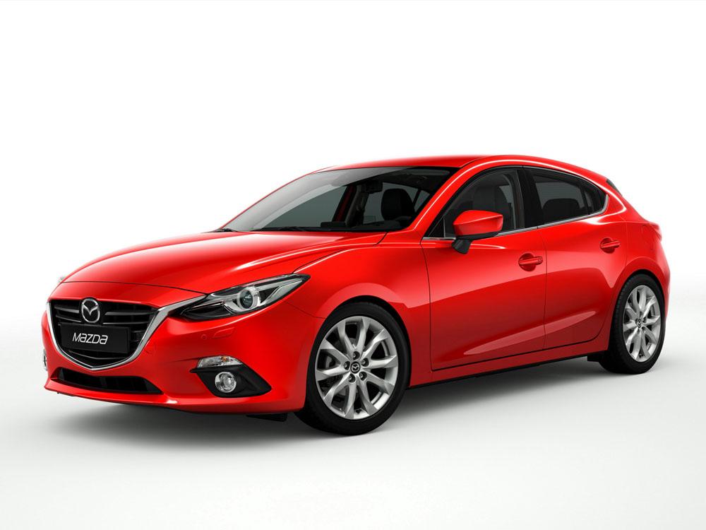 Mazda 3, 2013