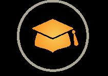 Удобный формат обученияСмотрите уроки в удобное время или посетите onlineзанятия - ежедневно с 19:00 до 21:00