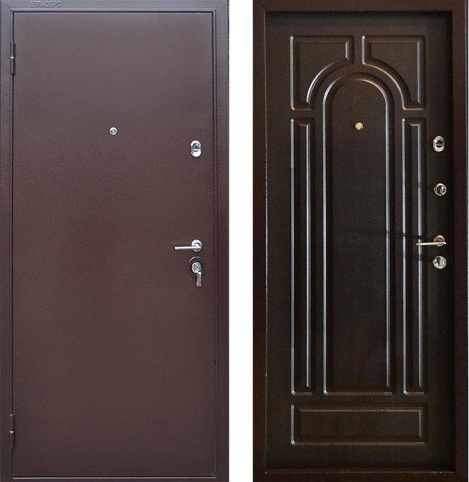 + дверь металлическая